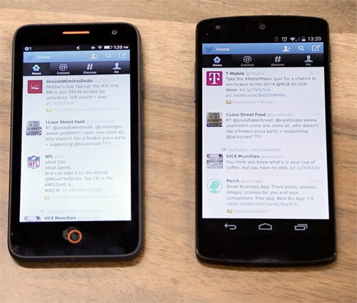 Apps feitos para o Firefox OS agora rodam também no Android - BR