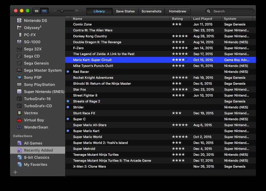 OpenEmu 2.0.1: emulador para Mac inclui suporte a Playstation, PSP e Nintendo 64
