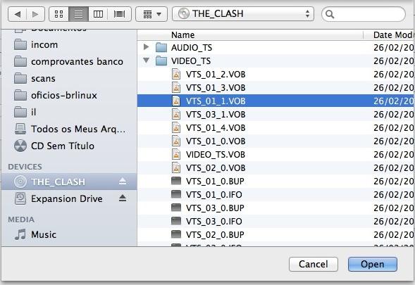 50+ formatos de áudio