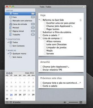 Mac App Store faz promoção de apps de produtividade selecionadas