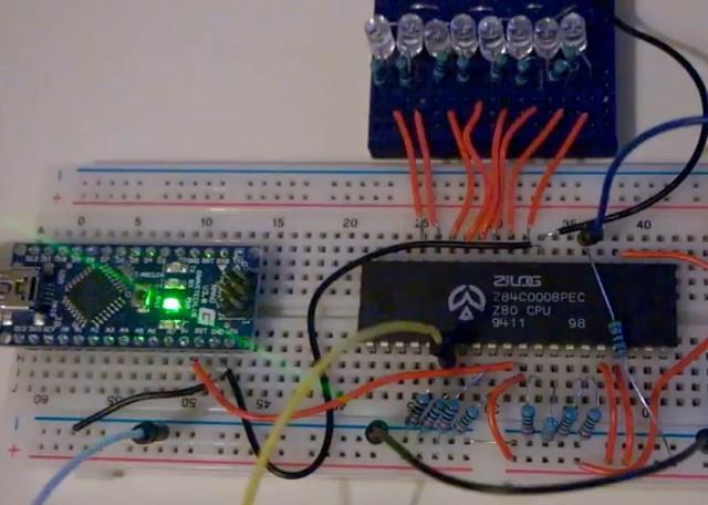 Teensy Z80: um computador de 8 bits usando um Arduino (e um