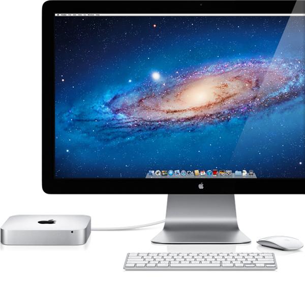 usare un mac mini come server