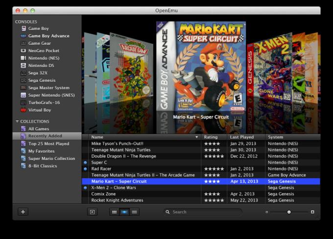Resultado de imagem para inicio da emulação de consoles