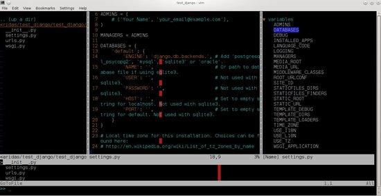 A semana no BR-Linux: Tchau Flash, tchau Adobe Reader, feliz aniversário Debian Vim-console-104755